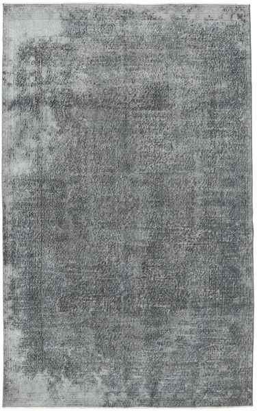 Colored Vintage Rug 168X277 Authentic  Modern Handknotted Dark Grey/Light Grey (Wool, Turkey)