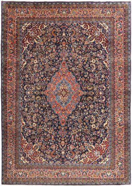 Hamadan Shahrbaf Rug 286X400 Authentic  Oriental Handknotted Dark Red/Dark Brown Large (Wool, Persia/Iran)