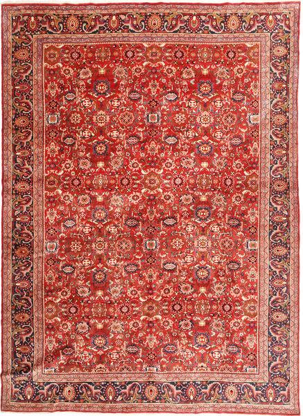 Nanadj Tapijt 320X432 Echt Oosters Handgeknoopt Roestkleur/Bruin Groot (Wol, Perzië/Iran)