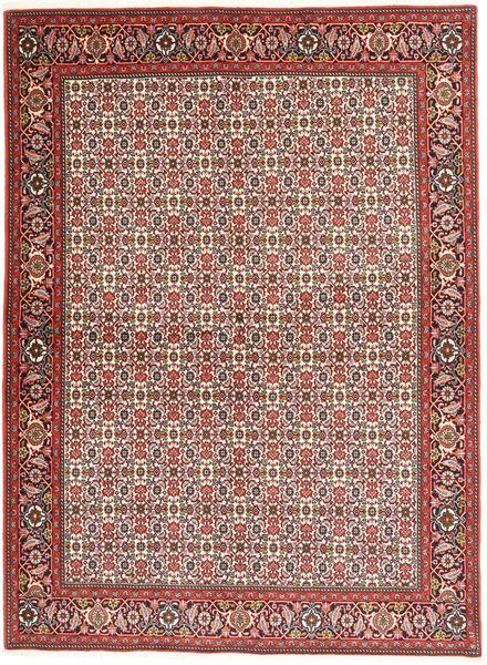 Bidjar Matto 173X237 Itämainen Käsinsolmittu Vaaleanruskea/Ruskea (Villa, Persia/Iran)