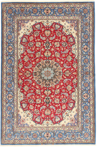 Isfahan silkerenning teppe TBZZZI148