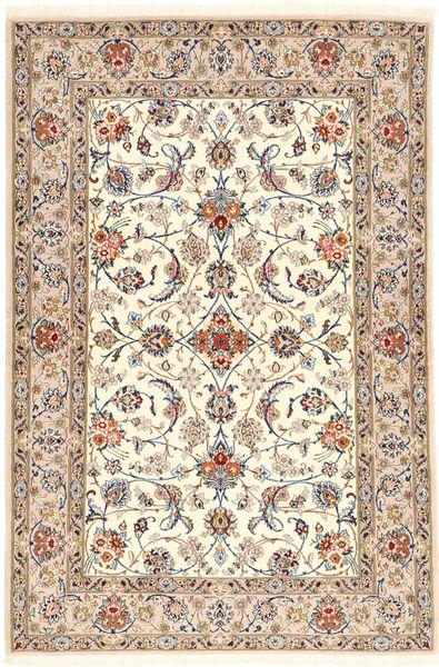 Alfombra Isfahan urdimbre de seda TBZZZI149