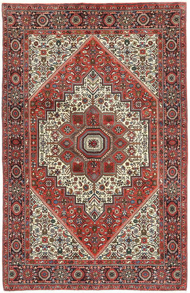 Gholtogh Rug 130X200 Authentic  Oriental Handknotted Dark Brown/Brown (Wool, Persia/Iran)