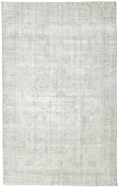 Colored Vintage Rug 151X261 Authentic  Modern Handknotted Light Grey/Beige (Wool, Turkey)