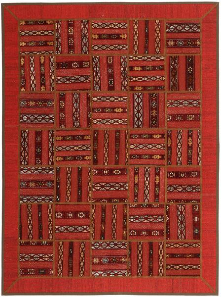 Kilim Patchwork carpet TBZZZI395