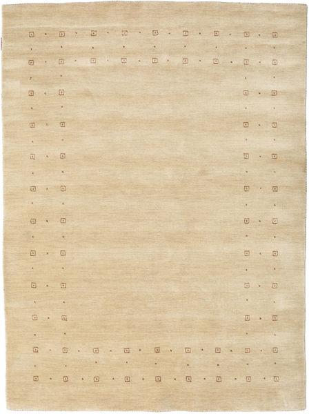 Loribaf ルーム Delta - ベージュ 絨毯 140X200 モダン ベージュ (ウール, インド)