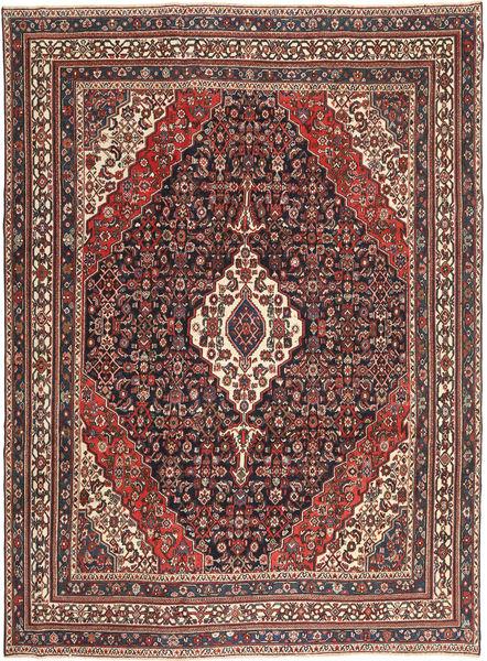 Hamadan Patina Matto 267X365 Itämainen Käsinsolmittu Ruskea/Vaaleanruskea Isot (Villa, Persia/Iran)