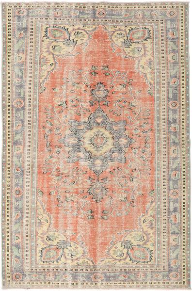 カラード ヴィンテージ 絨毯 172X260 モダン 手織り ライトピンク/薄茶色 (ウール, トルコ)