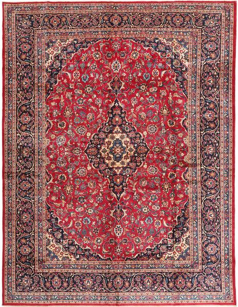 Kashmar Rug 298X395 Authentic  Oriental Handknotted Dark Red/Dark Purple Large (Wool, Persia/Iran)