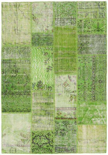 Patchwork carpet BHKZR394