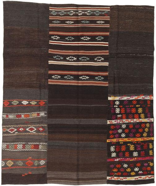 Kelim Patchwork tapijt BHKZS210
