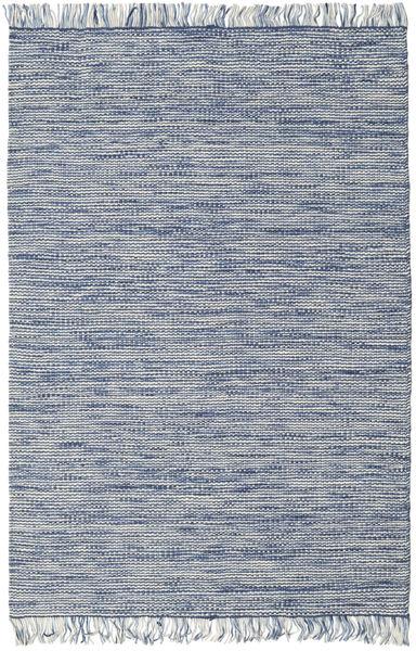 Vilma - Blue Mix Rug 160X230 Authentic  Modern Handwoven Light Grey/Light Blue (Wool, India)