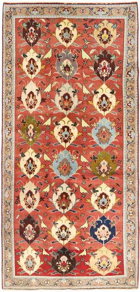 Arak Matto 144X310 Itämainen Käsinsolmittu Vaaleanruskea/Beige (Villa, Persia/Iran)