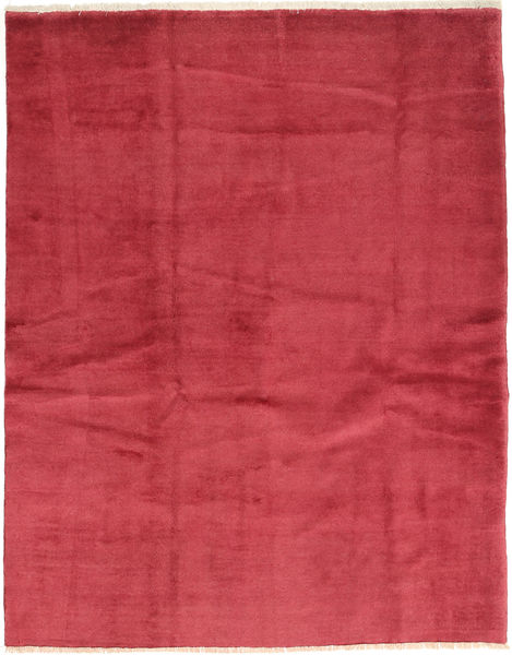 Gabbeh Persia Rug 120X152 Authentic  Modern Handknotted Crimson Red/Rust Red (Wool, Persia/Iran)
