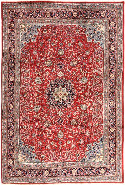 Arak Rug 230X340 Authentic  Oriental Handknotted Dark Red/Brown (Wool, Persia/Iran)