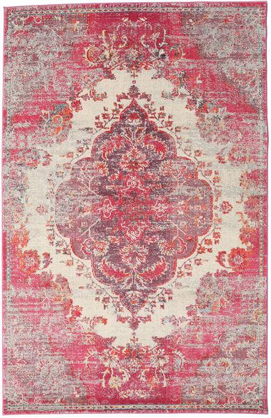 Amboise - Cerise / Purple rug RVD19519