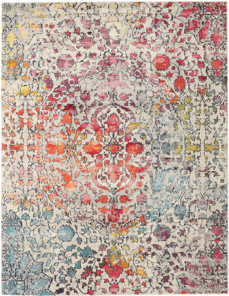 Kaleidoscope - Multi Rug 240X300 Modern Light Grey/Dark Brown ( Turkey)