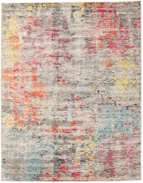 Monet - Multi Rug 200X250 Modern Light Grey/Dark Grey ( Turkey)