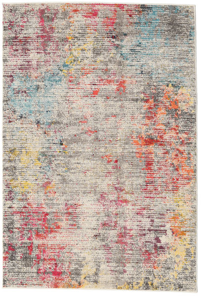 Monet - Multi Rug 140X200 Modern Light Grey/Dark Grey ( Turkey)