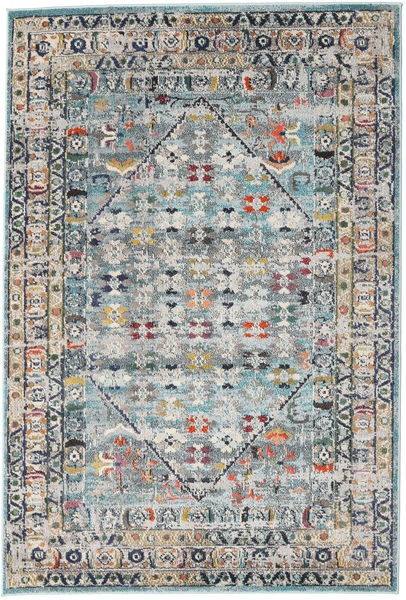 Chillon - Light Blue/Multi Rug 160X230 Modern ( Turkey)