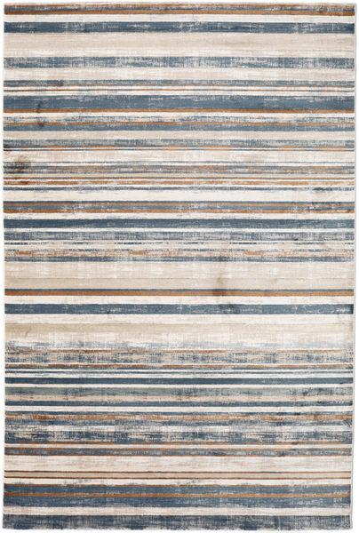 Layered - Tummanharmaa / Ruoste-matto RVD19208