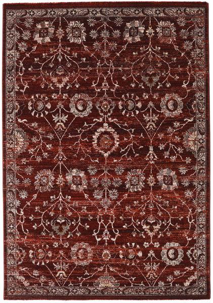 Zanjan - Dark_Wine Rug 160X230 Modern Dark Red/Dark Brown ( Turkey)
