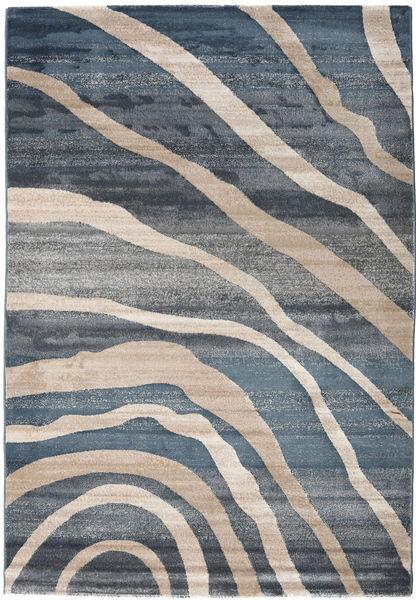 Wavy - Mørk teppe RVD19217