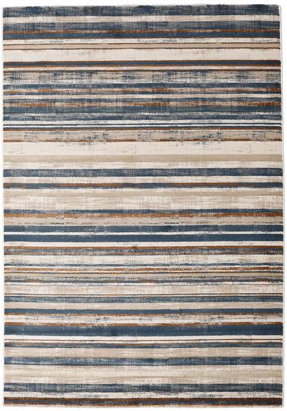 Layered - Tummanharmaa / Ruoste-matto RVD19210