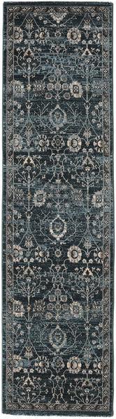 Zanjan - Donkergroen tapijt RVD19257
