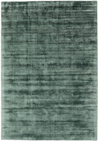 Tribeca - Green Rug 160X230 Modern Dark Green/Blue ( India)