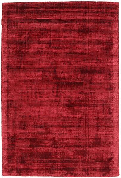 Tribeca - Tumma Punainen Matto 120X180 Moderni Punainen/Tummanpunainen ( Intia)