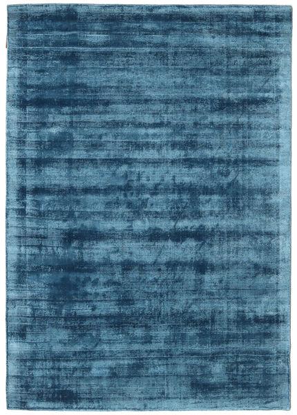 Tribeca - Blau Teppich  140X200 Moderner Dunkelblau/Blau ( Indien)