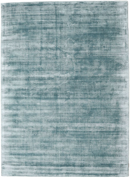Tribeca - Bleu/Gris Tapis 210X290 Moderne Bleu Clair/Turquoise Foncé ( Inde)