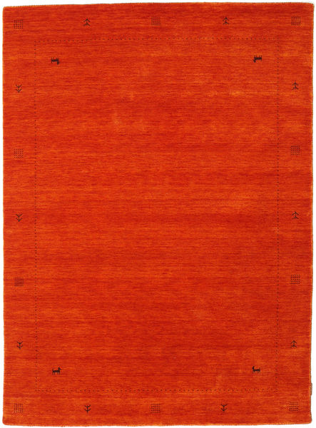 Loribaf Loom Zeta - Orange Rug 160X230 Modern Crimson Red (Wool, India)