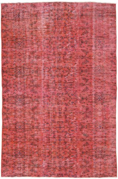 Colored Vintage Szőnyeg 158X240 Modern Csomózású Rozsdaszín/Rózsaszín (Gyapjú, Törökország)