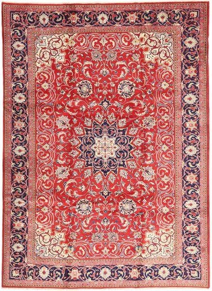 Arak Matto 233X320 Itämainen Käsinsolmittu Tummanpunainen/Vaaleanpunainen (Villa, Persia/Iran)