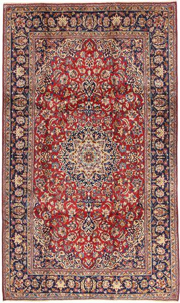 Najafabad Rug 202X340 Authentic  Oriental Handknotted Brown/Dark Brown (Wool, Persia/Iran)