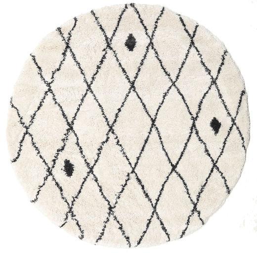 Shaggy Zanjan - Off-Wit / Donker Grijs tapijt CVD19585