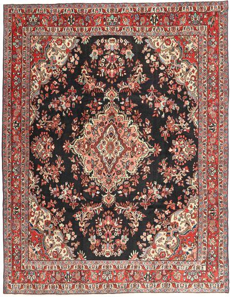 Hamadan Shahrbaf Patina Rug 258X334 Authentic  Oriental Handknotted Brown/Black Large (Wool, Persia/Iran)