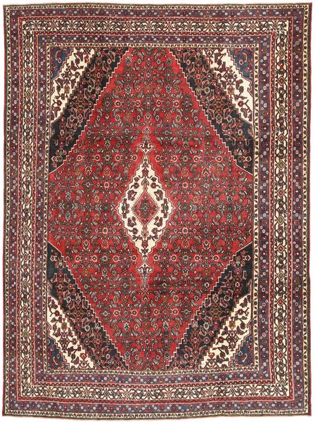 Hamadan Shahrbaf Patina Rug 260X355 Authentic  Oriental Handknotted Dark Red/Dark Brown Large (Wool, Persia/Iran)