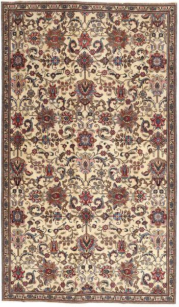 Tabriz Patina Alfombra 180X310 Oriental Hecha A Mano Marrón Claro/Marrón Oscuro (Lana, Persia/Irán)