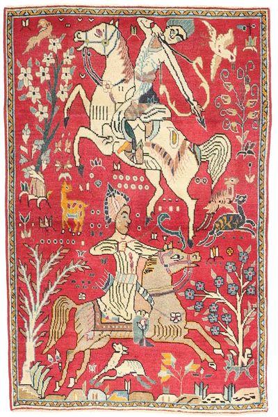 Alfombra Keshan Patina AXVZZZF858