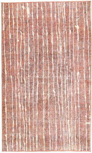 Colored Vintage Alfombra 150X250 Moderna Hecha A Mano Rosa Claro/Marrón (Lana, Persia/Irán)