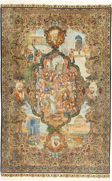 Tabriz 50 Raj szőnyeg AXVZZZL781