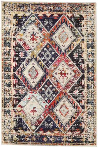 Astra - Dark Multi rug RVD19795