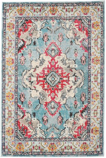 Leia - Turquoise Tapis 160X230 Moderne Gris Clair/Gris Foncé ( Turquie)