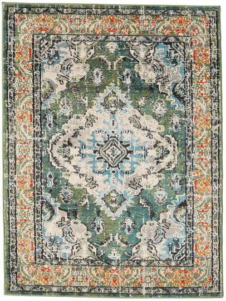 Leia - Groen tapijt RVD19863
