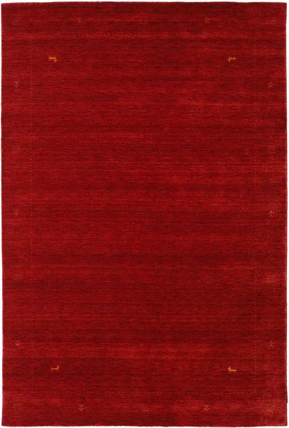 Loribaf Loom Zeta - Red Rug 190X290 Modern Dark Red/Rust Red (Wool, India)