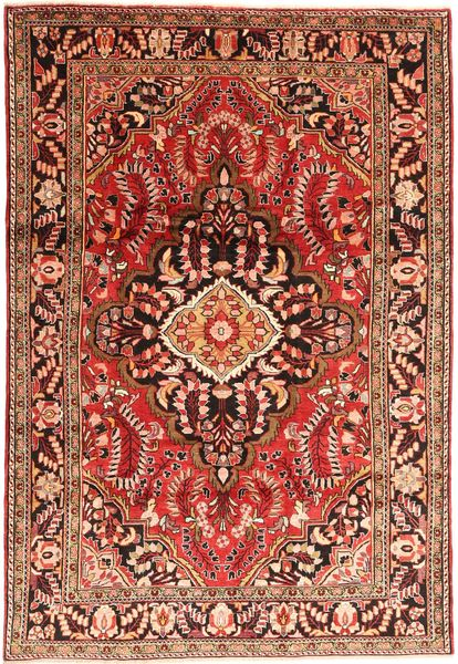 Lillian Rug 216X320 Authentic  Oriental Handknotted Dark Red/Dark Brown (Wool, Persia/Iran)