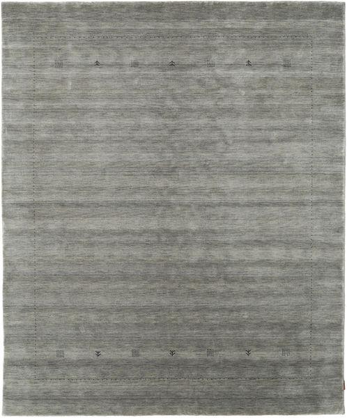 Loribaf Loom Giota - Harmaa Matto 240X290 Moderni Tummanharmaa (Villa, Intia)